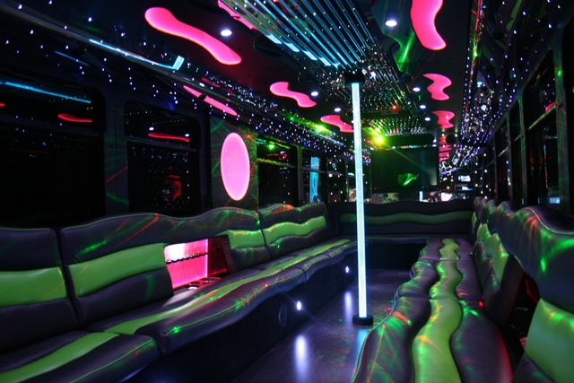 Party/Limo Bus