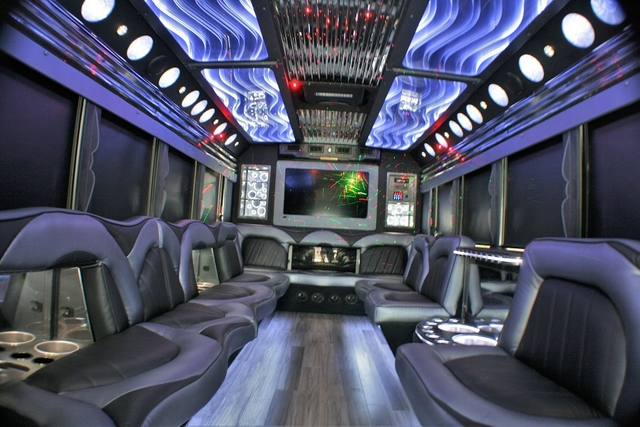 Good Corporate Limo Bus