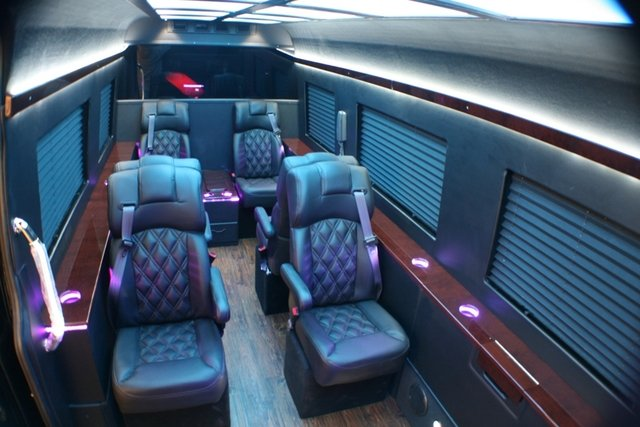 Executive shuttle Sprinter
