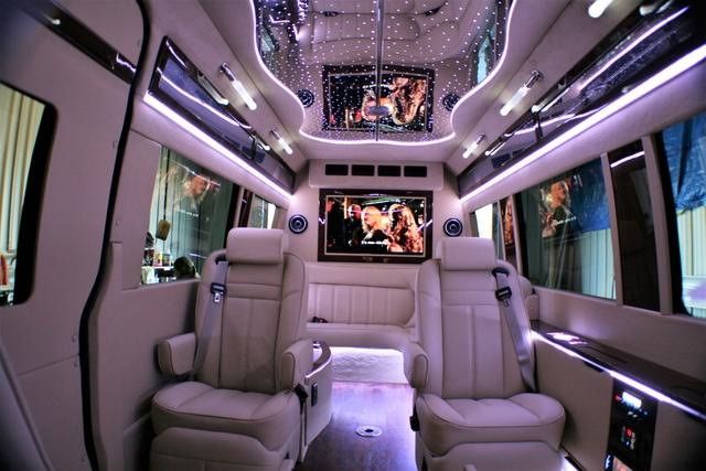 Mercedes Sprinter Limo Shuttle For Sale