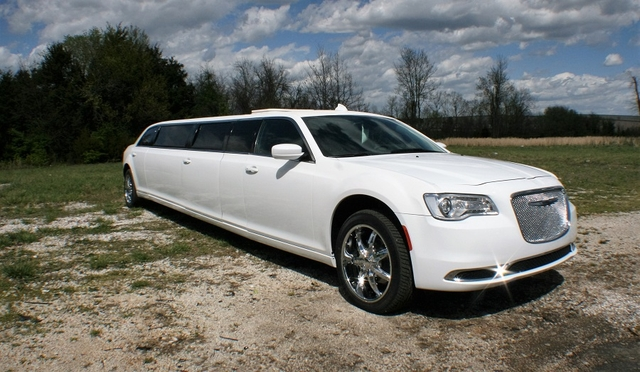 Fifth Door Chrysler 300