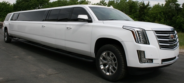 Suburban/Escalade Conversion