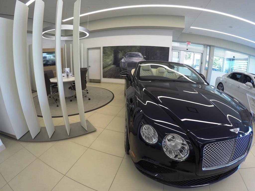 2017 Bentley Continental BLACK EDITION EXECUTIVE DEMO - 15613781 - 63