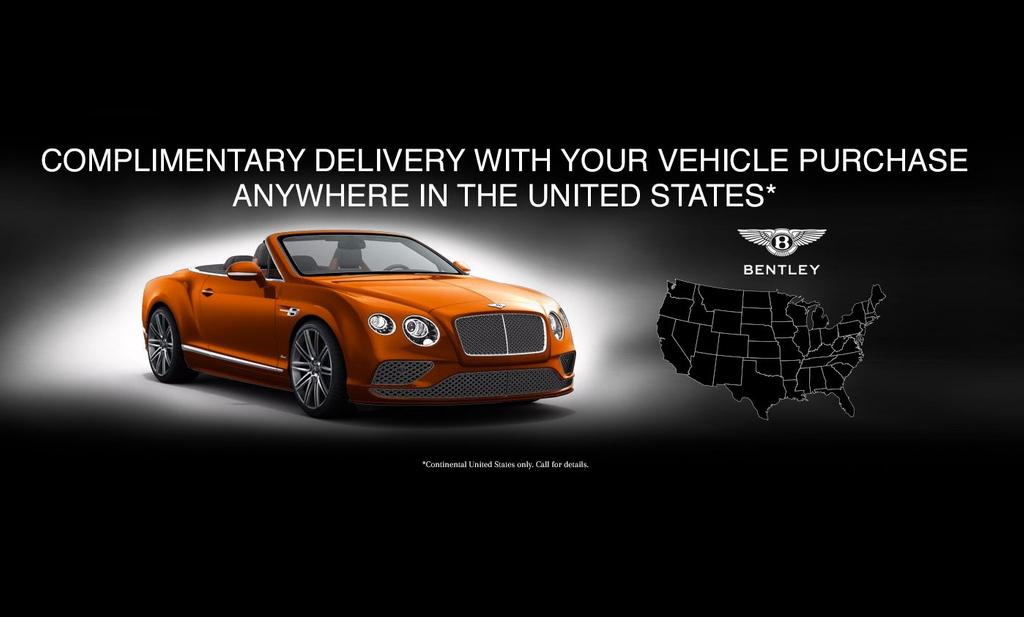 2017 Bentley Continental BLACK EDITION EXECUTIVE DEMO - 15613781 - 65