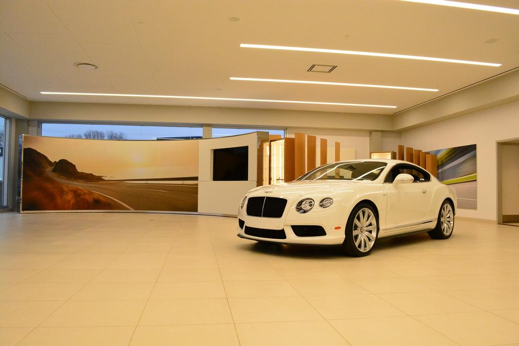 2012 Bentley Continental GT 2dr Coupe - 17115775 - 1