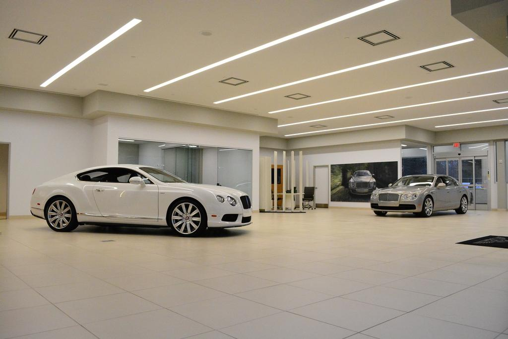 2012 Bentley Continental GT 2dr Coupe - 17115775 - 3