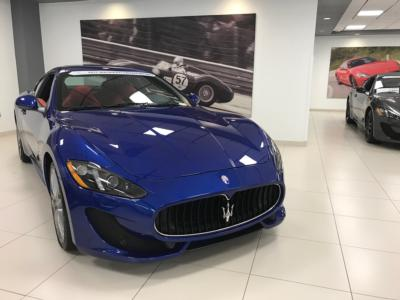 2017 Maserati Ghibli S Q4 3.0L - Click to see full-size photo viewer