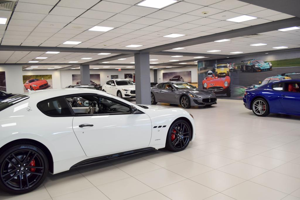 2018 Maserati GranTurismo Convertible MC Package - 17110126 - 58