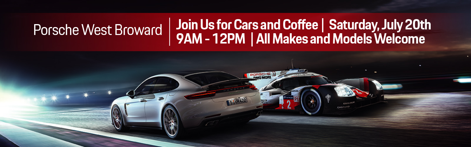 Cars and Coffee July 19