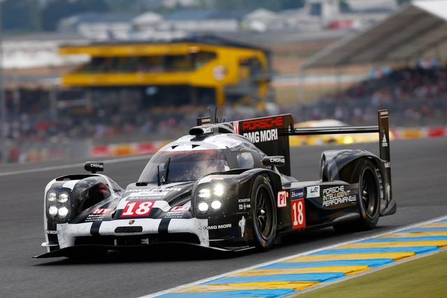 2016 24 Hours of Le Mans Finally 18!