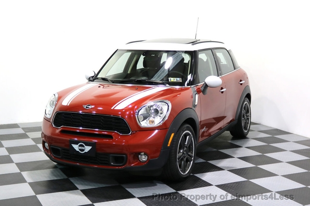 Happy with the 2014 Mini Cooper S By: 1965CooperS