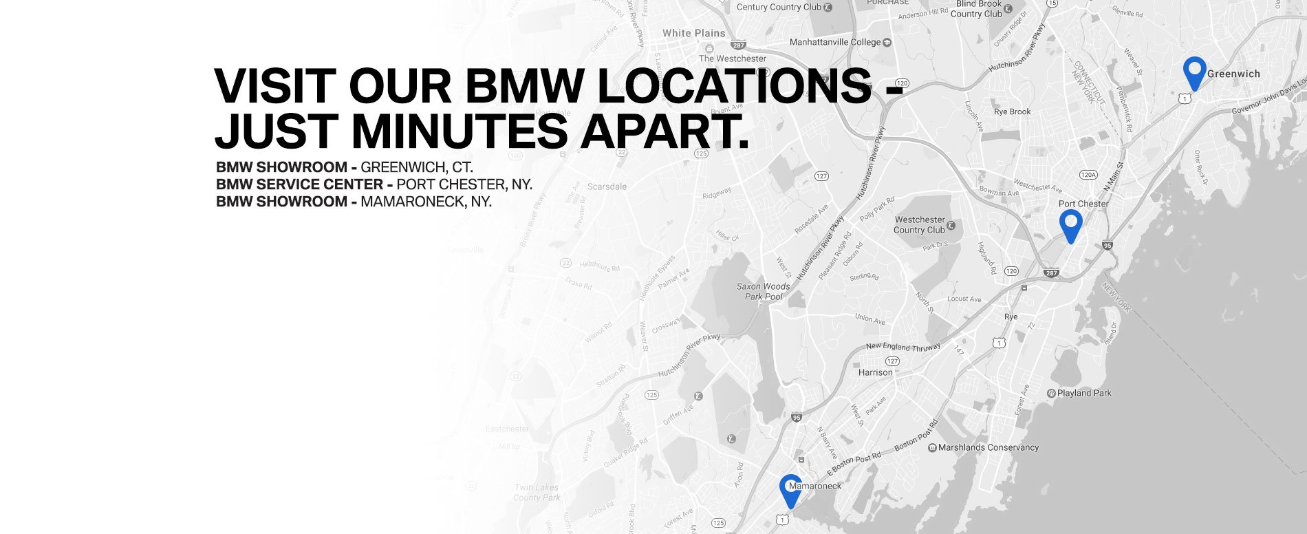 New  Used BMW Car Dealer  Stamford Greenwich CT  Rye NY