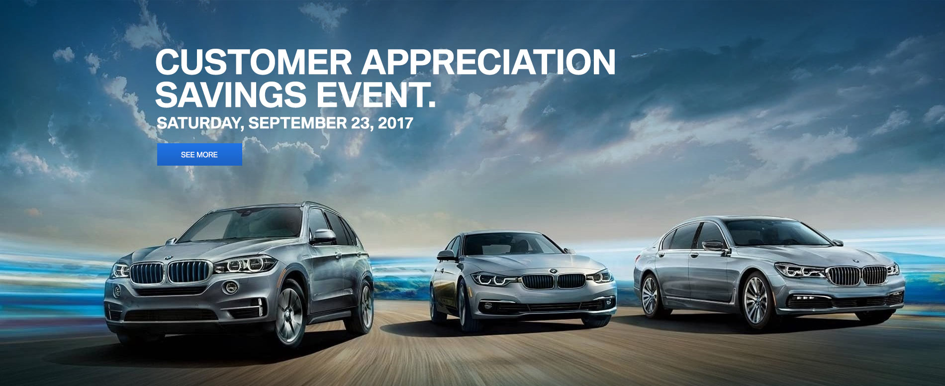 Customer Appreciation - 9/21/17