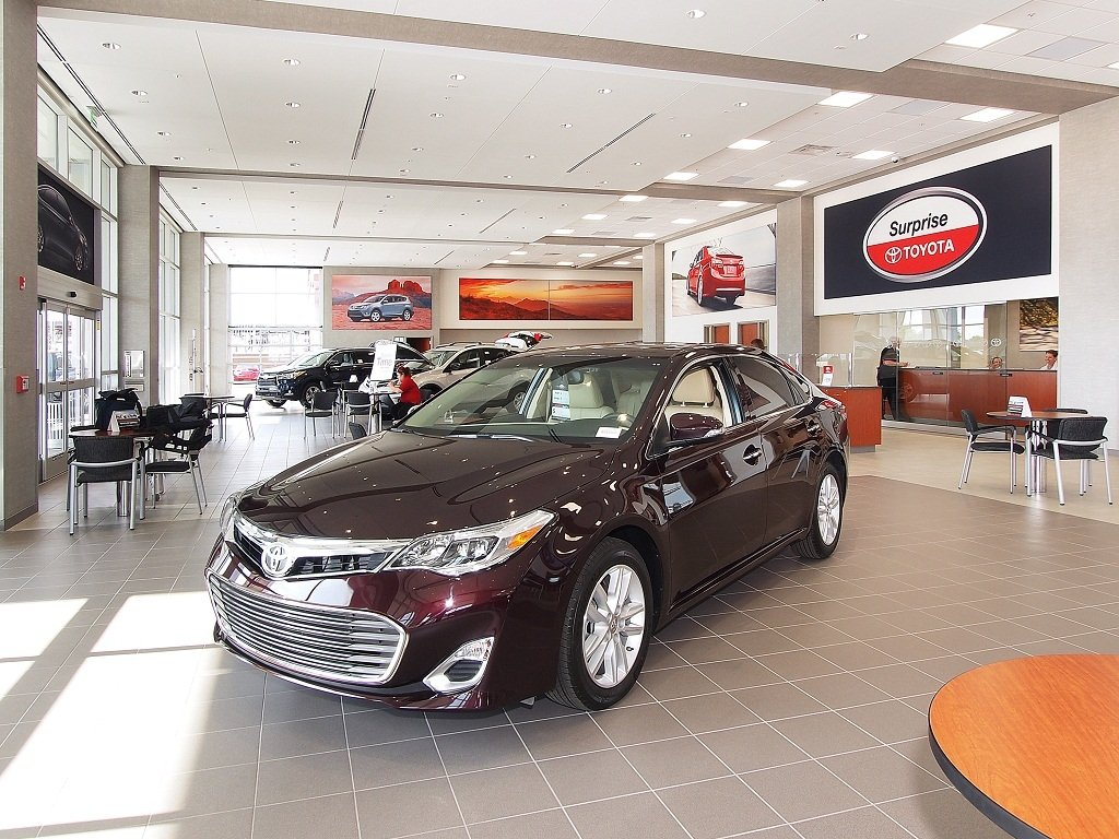 2014 Toyota Avalon 4dr Sedan XLE Premium - 16356510 - 40
