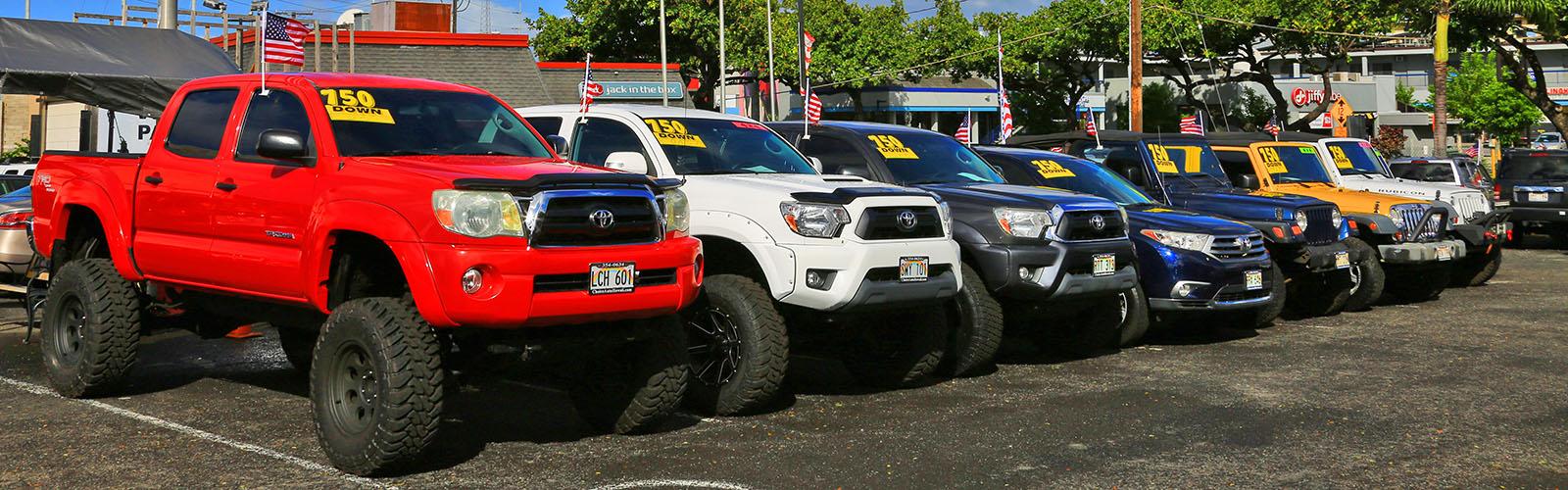 Suzuki Car Dealer Honolulu