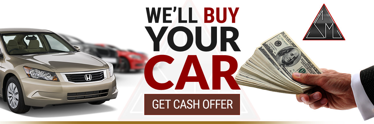 We Buy Used Cars Banner