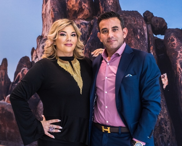 JESIKA TOWBIN-MANSOUR, CO-OWNER AND DIRECTOR OF OPERATIONS RONY MANSOUR, GENERAL MANAGER