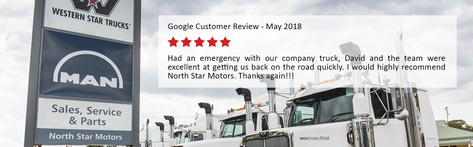 Google Review May 2018