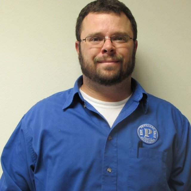 Pete Cash Service Manager: Pritchard Auto Co.-Garner