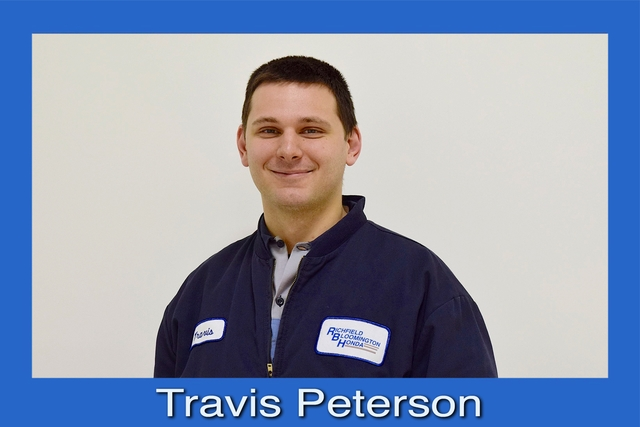 Service Technician Travis_Peterson@rbhonda.com
