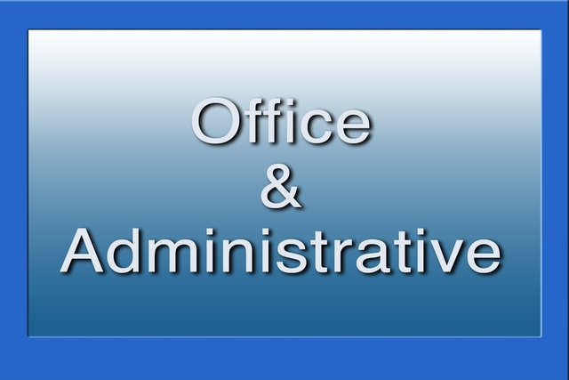 Office and Administrative