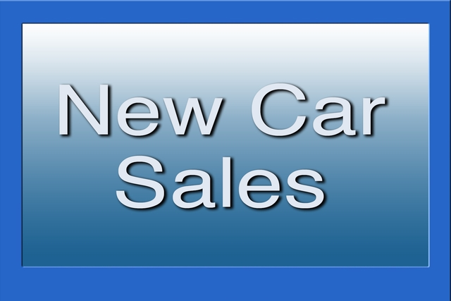 New Car Sales Department