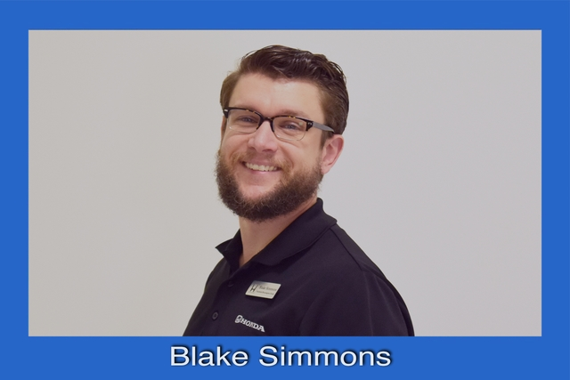 Finance Manager Blake_Simmons@RBHonda.com