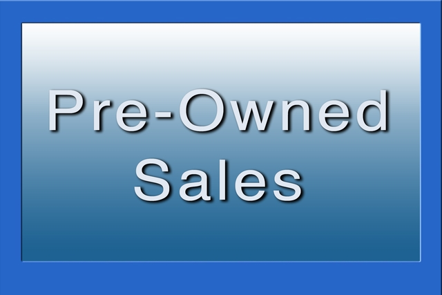 Pre-Owned Automobiles