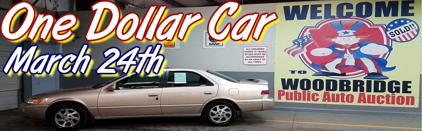 one dollar camry