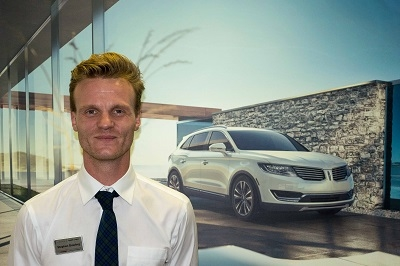 Stephen Dowling  Sales Consultant