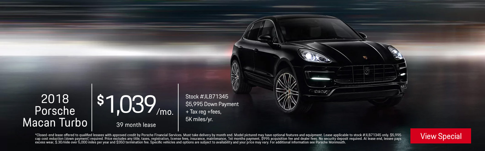 Macan Turbo 01/09/19