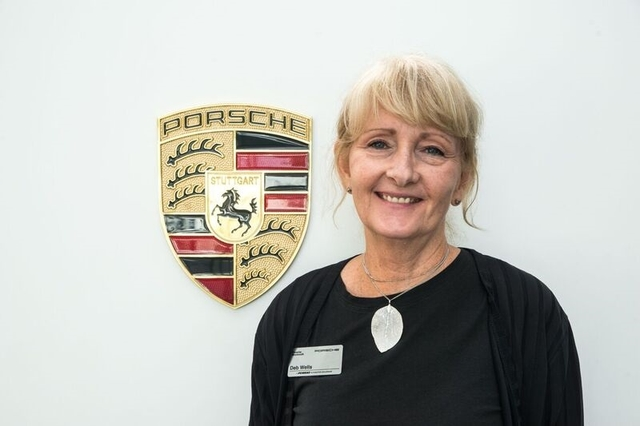 Deb Wells Porsche Concierge