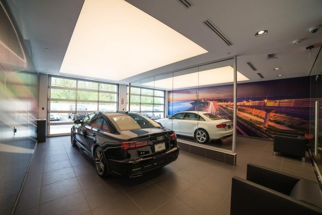 Audi Delivery Center