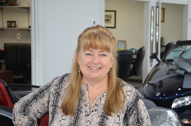 Donna Pifer Office Manager