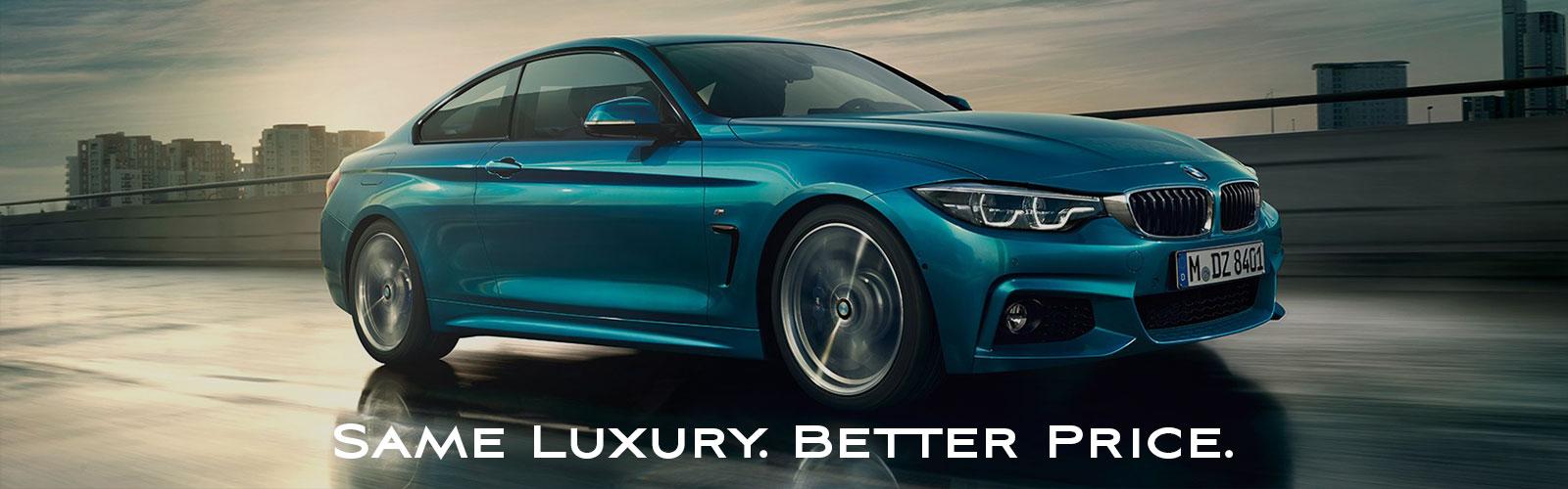 Same Luxury. Better Price.