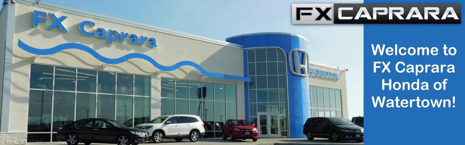 Fx Caprara Honda Watertown Ny >> Honda New and Used Car Dealer - Watertown, NY | FX Caprara