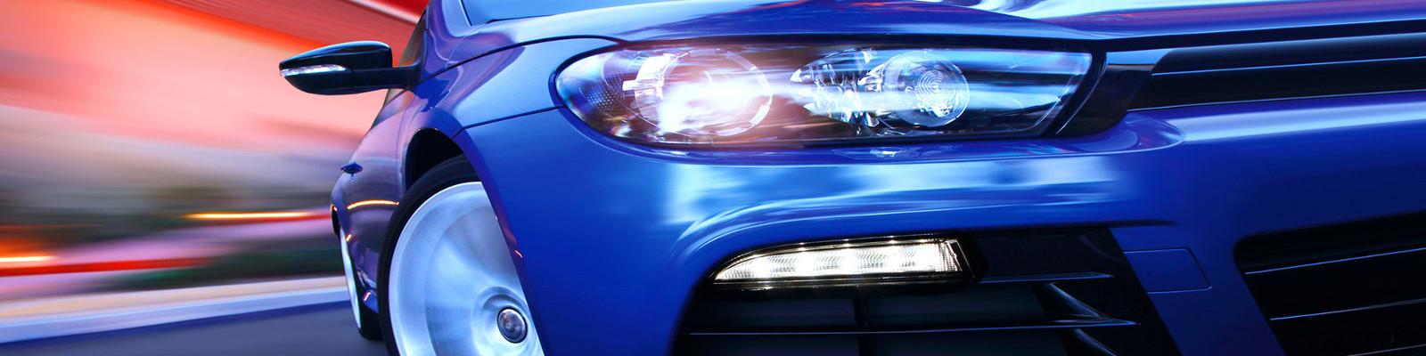 Blue Car 9-11-18