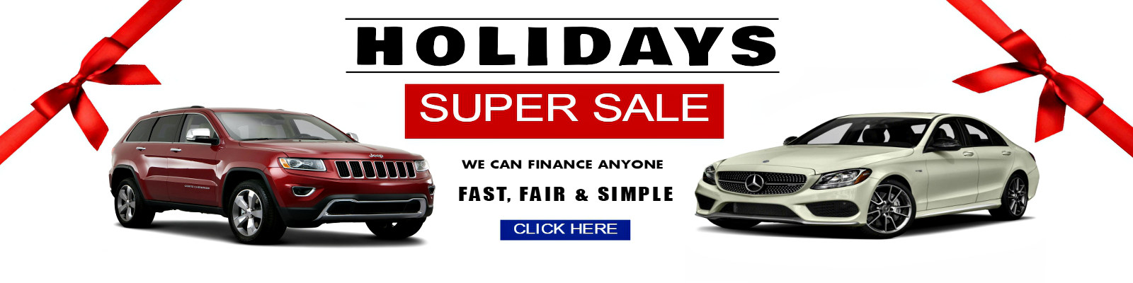 Holiday Super Sale 12-5-18