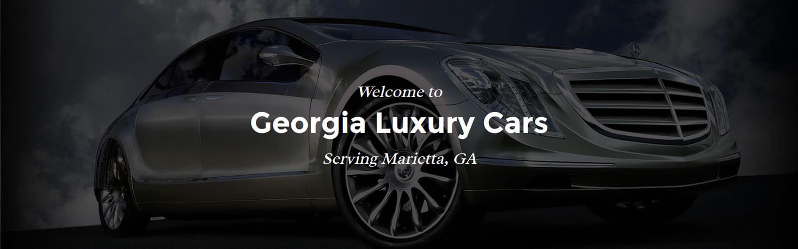 Georgia Luxury Cars Serving Marietta Ga