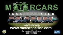 MOTORCARS INCORPORATED Plainville CT