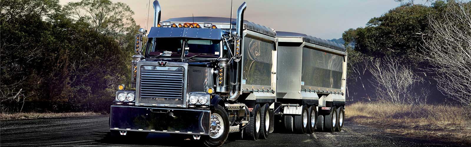 New & Used Commercial Truck Dealer - Queensland, Australia