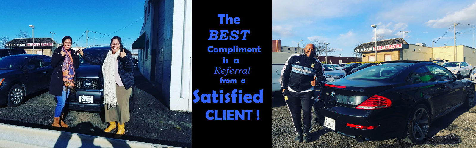 Satisfied Clients 6-12-18