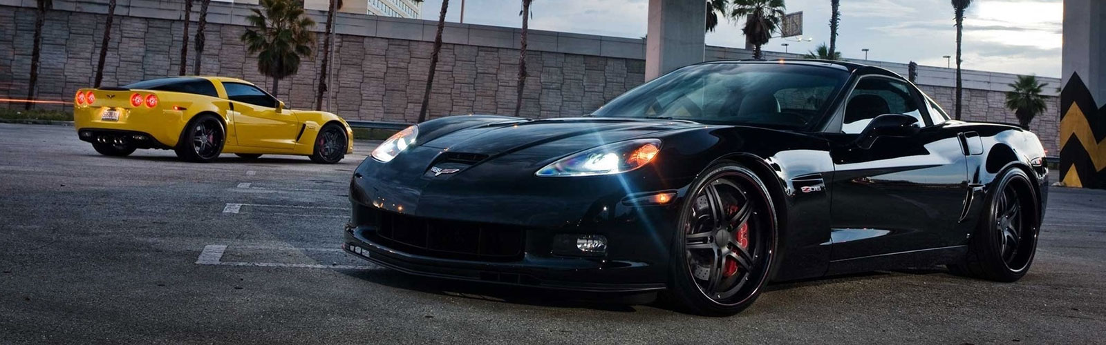 Corvette Luxury Car