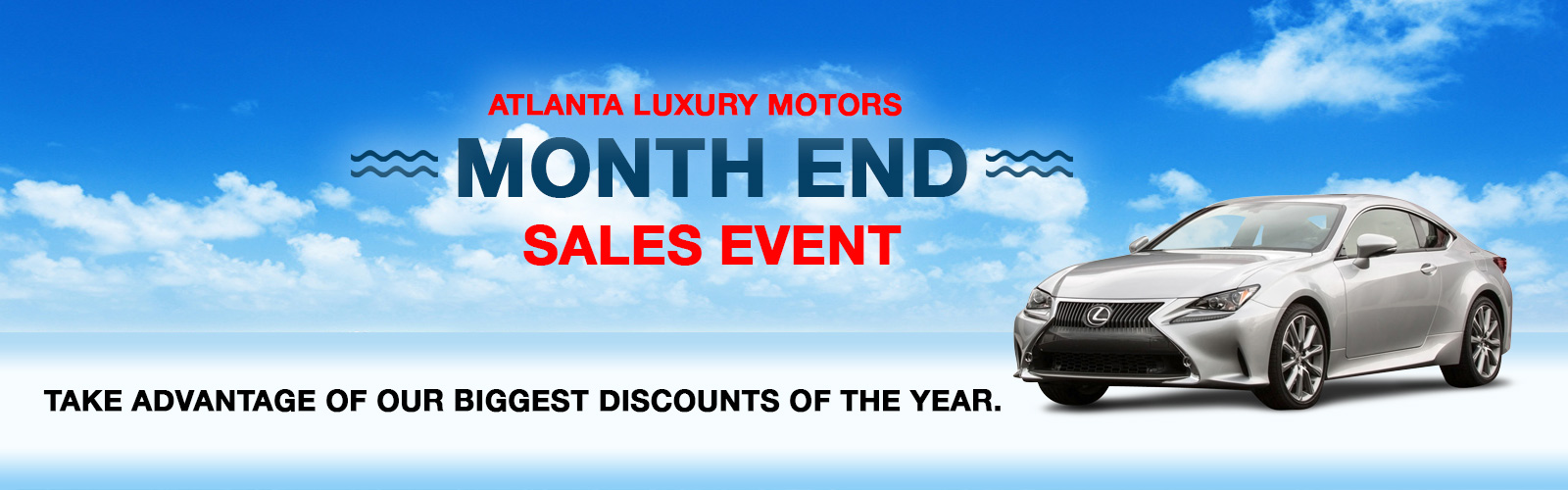 Month End Sales