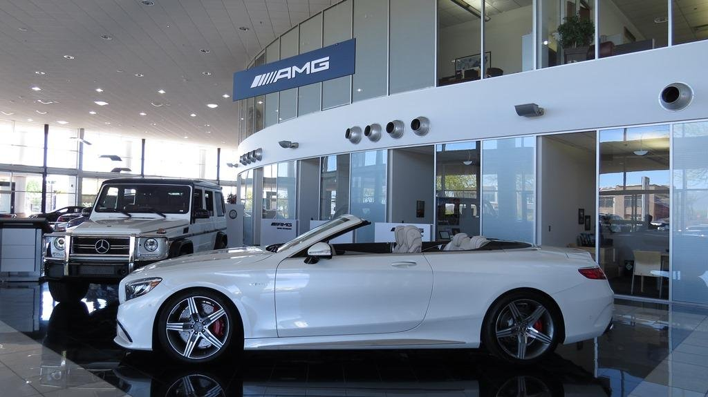2019 Mercedes-Benz SL SL 550 Roadster - 18445059 - 50