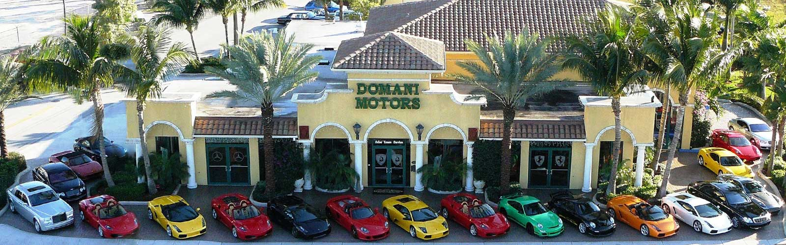 Domani Motor Cars Inc. Dealership 2