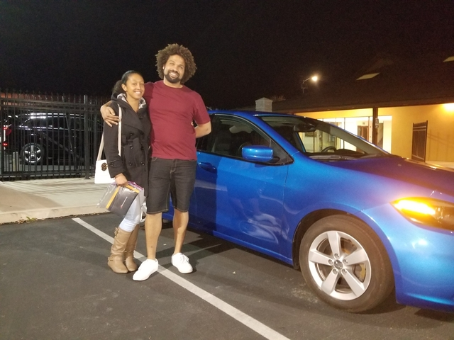 2016 Dodge Dart  Ashley Moore of Atascadero, Ca