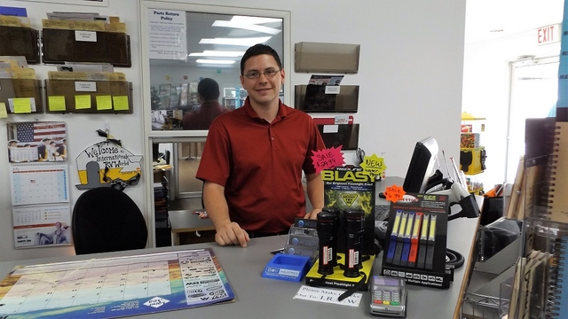 Bill Stanko Parts & Service Manager
