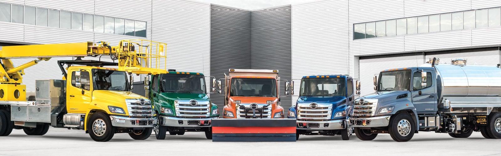 Valley Hino Isuzu Trucks 1