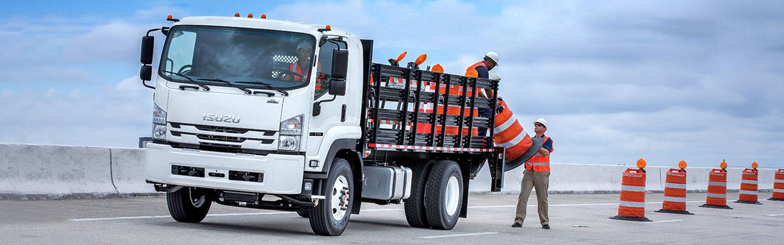 Valley Hino Isuzu Trucks 5